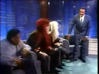 The Bangles-1989 Arsenio Hall Show - Let It Go