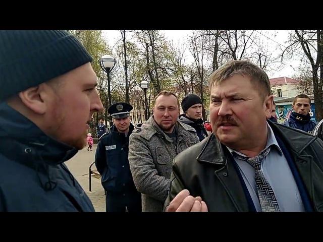 Троян даёт расклад по трепачу Баклыкову 21 04 2017
