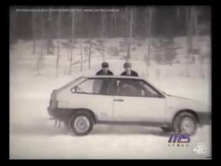Дебют ВАЗ-2108