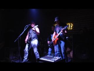 """гр.Сталинград-Русский рок (выступление в баре """"Хром"""" 2016)"""