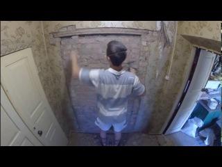Подготовка дверного проёма
