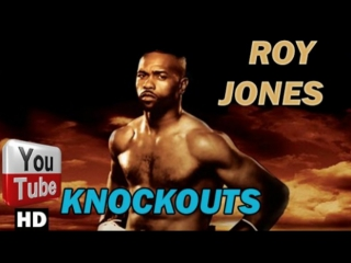 Roy jones knockouts highlights