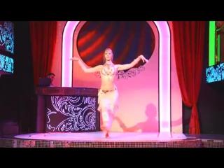 Svetlana Bulash performs at Tribal Show 'Night at the Museum' 2913
