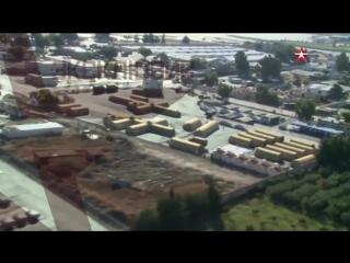Военные впервые рассказали, как построили авиабазу в Сирии посреди чистого поля