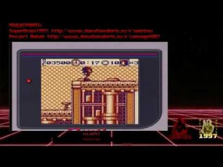 Запись стрима SuperBrain1997 и Super Gameboy - Sonic 3D Blast 5, Tetris, DK Land...