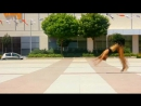 классно танцуют гимнастический танец.wmv