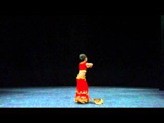 """Sofi Manasyan LIVE PERFORMANCE. Софи Манасян, 6 лет -индийский стилизованный танец """"Богиня танца"""""""