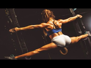 Demi Bagby Crazy Workout girl /Strong Motivational