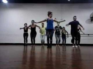 El Corrientazo de Elito Reve ft Yomil y El Dany en la Kadenza Escuela de Baile