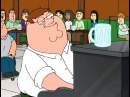 Peter Griffin celebrates The X Files comeback · coub коуб