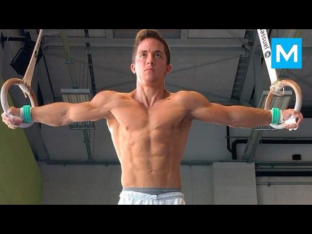 Real Strength Gymnastics Monster Jan Ribnikar Muscle Madness