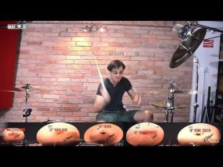 """BeatIt Presents: Zildjian S Family feat. Tomasz """"Krzyżyk"""" Krzyżaniak"""