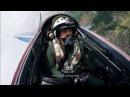 Полет журналиста Первого канала в стратосферу на МИГ-29