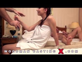✪ P O R N T I M E ✪ Woodman Casting Hard - Andie Darling