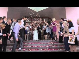 Этот прекрасный свадебный день Леши и Лены.