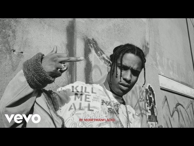 A$AP Mob - Money Man Put That On My Set ft. A$AP Rocky, A$AP Nast, Yung Lord, Skepta