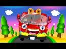 Barnsånger på svenska Hjulen på bussen med mera
