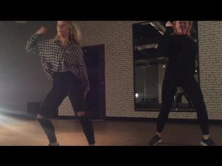 Лиза Бондаренко / Настя Яковлева (Dance Room)