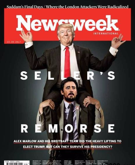 Newsweek International 23 June 2017