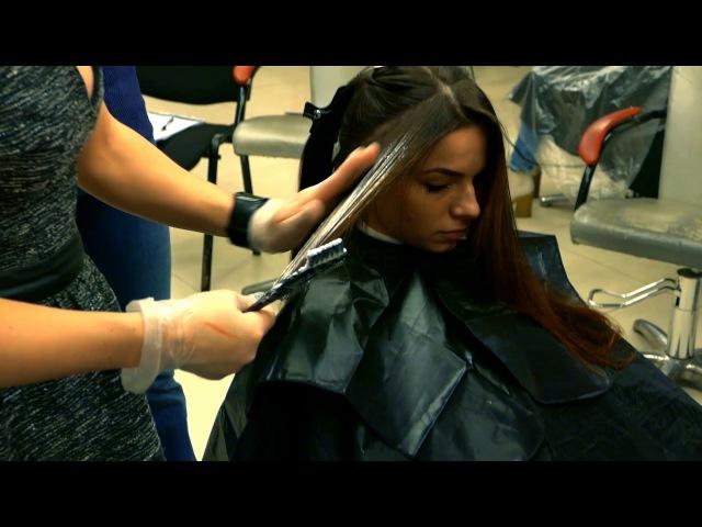 HighOmbre курс для парикмахеров от Ольги Кот Санкт Петербург