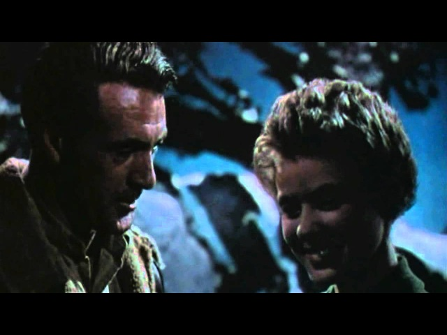 Gary Cooper Ingrid Bergman moon river