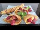Рецепт крепов clip hướng dẫn cách làm bánh Crepe | công thức làm bánh xèo Pháp | dậy làm Crepe |