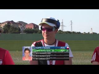 2017 European Championship, Baku, Azerbaijan - Skeet Women Team