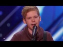 Chase Goehring Songwriter With ORIGINAL HIT 'HURT' Will WOW You America's Got Talent 2017