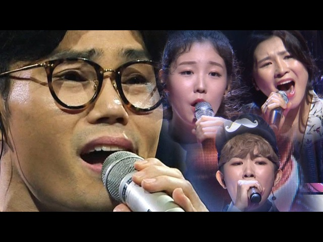 SHOW 170416 Kim Bum Soo '1 3' '바보 같은 내게' 《Fantastic Duo 2》 판타스틱 듀오 2 EP04