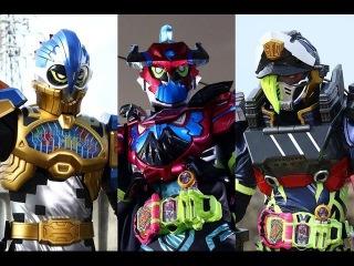 [MAD] Kamen Rider Ex-Aid 『Rock Your Soul(SixTONES)』