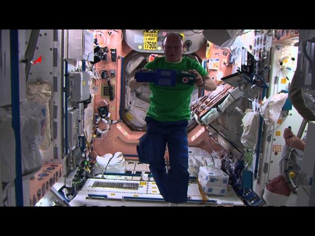 Цирк на орбите МКС Space Circus on ISS