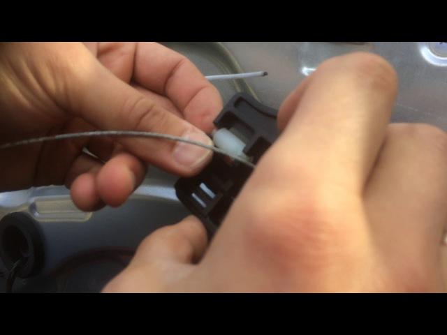 Hyundai i30 Не работает дверная ручка? - Бысрый ремонт!