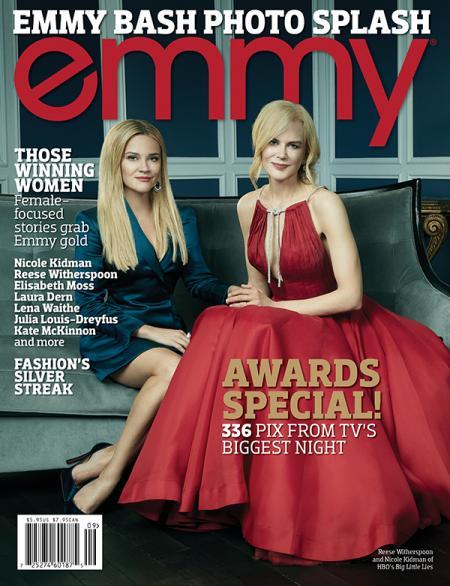 Emmy Magazine Issue 9 2017