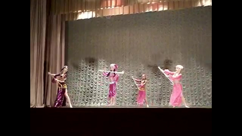 'Piramisa' - Dance with cane @ Tales Shaherezady - 4 Grand Prix Kharkiv'10. 10592
