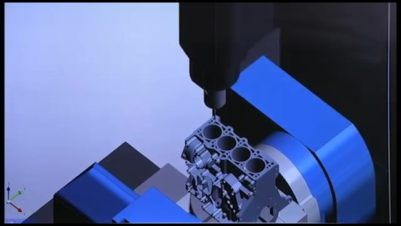 EDGECAM Inspect измерения с ЧПУ