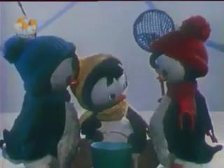 """""""Три пингвина""""  Союзмультфильм, 1961 г.  Советский мультфильм для детей.Смотреть онлайн"""