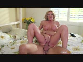Farrah Dahl - pov home milf mature cum boobs busty blowjob cumshot минет секс порно