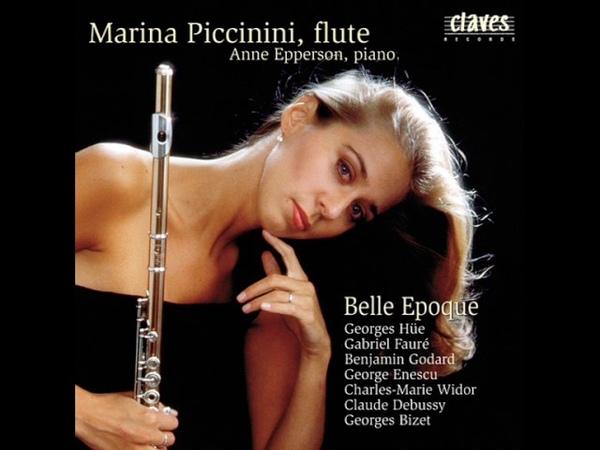 Marina Piccinini Anne Epperson: George Enescu / Belle Epoque Cantabile et Presto