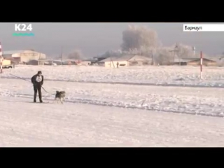 Праздник Алтайская зимовка прошёл в Алтайском крае