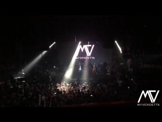 MY VENDETTA - New Divide (Linkin Park) (Вечер памяти Честера, СПб )