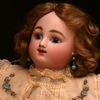 Антикварные куклы Дарьи Киселевой