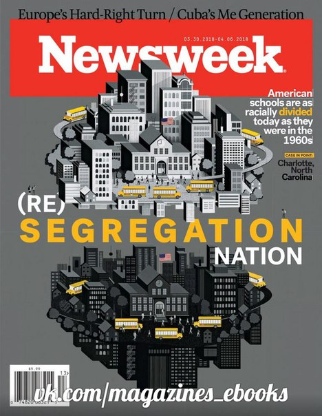 Newsweek USA - March 30 2018