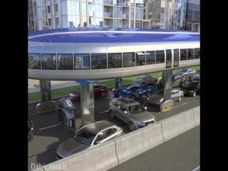Общественный транспорт в будущем