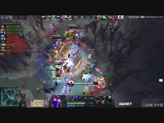 Team spirit 1 - 0 backpacks gaming