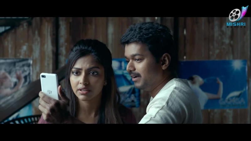 Vijay and Sam Anderson Comedy - Thalaivaa - Tamil - FUNNY COMEDY - Amala Paul