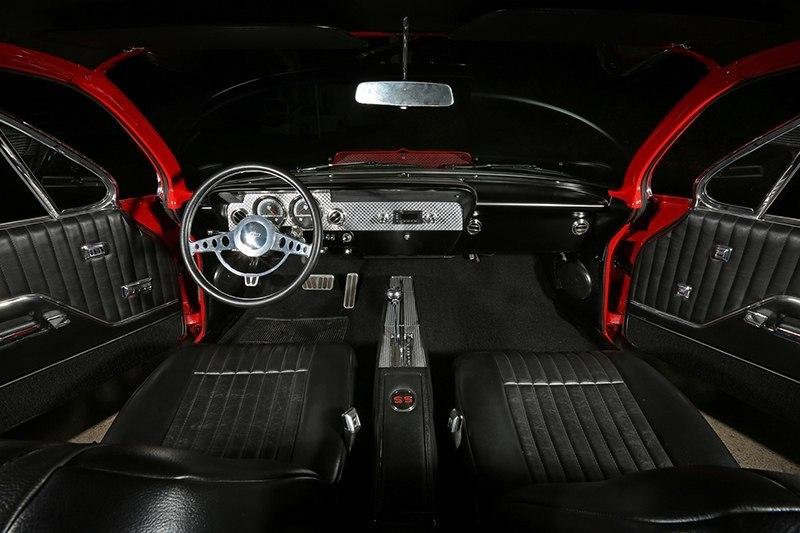 Chevy Impala 1962 года: самый правильный кастом, изображение №16