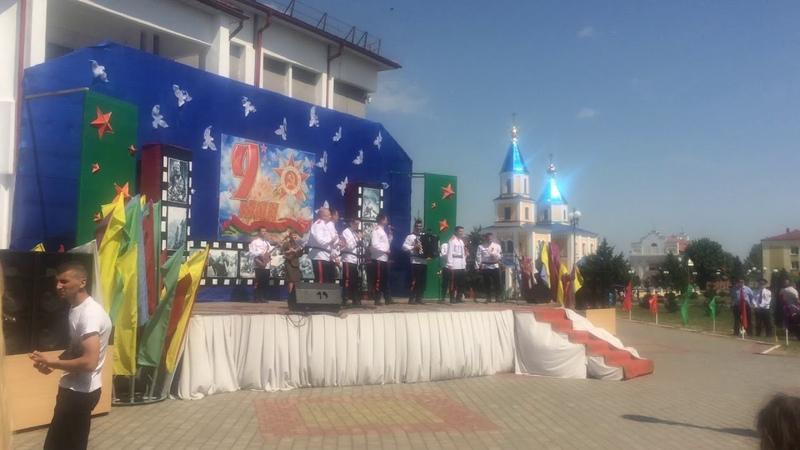 Ансамбль Полешуки- ДОРОЖКА ФРОНТОВАЯ РЕЙДЕР МАРШ (LIFE)