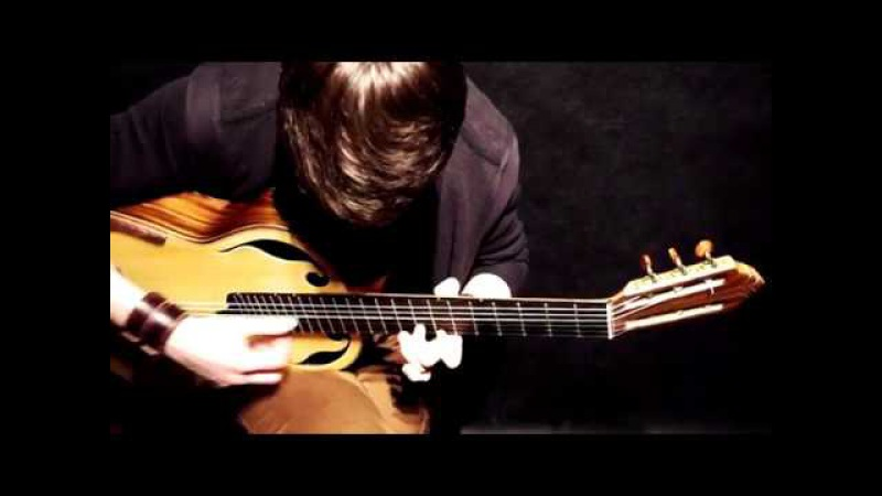 Lukasz Kapuscinski Síocháin Shuthain by Adrian von Ziegler Celtic Guitar Music