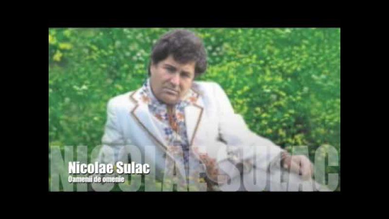 Nicolae Sulac Oamenii de omenie