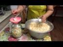 Бабушкин рецепт Квашеной капусты.